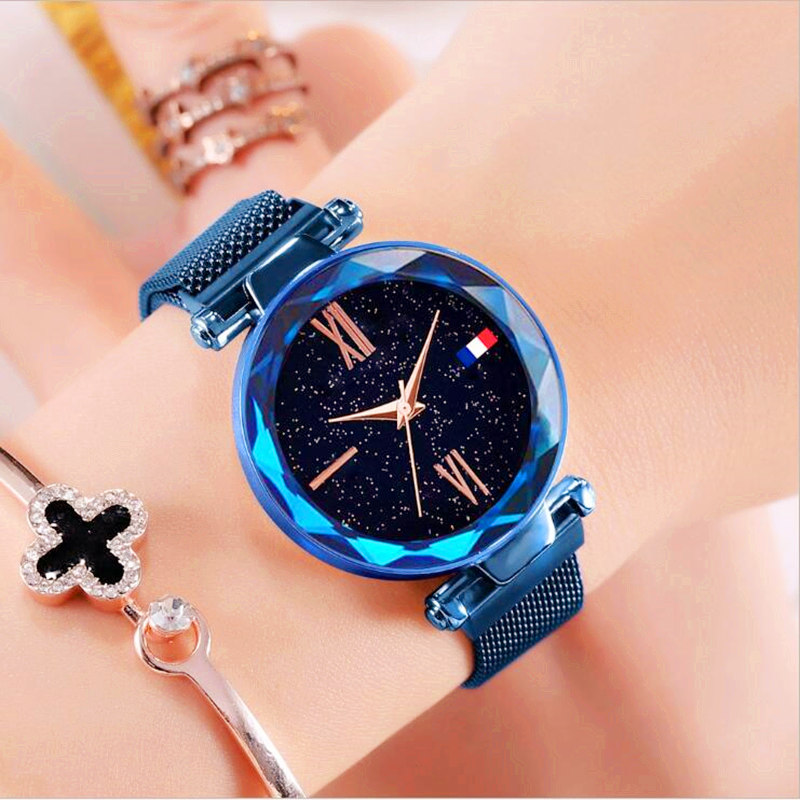 цена на AAA Luxury Brand lady Crystal Watch Women Dress Watch Fashion Rose Gold Quartz Watches Female Stainless Steel Wristwatches