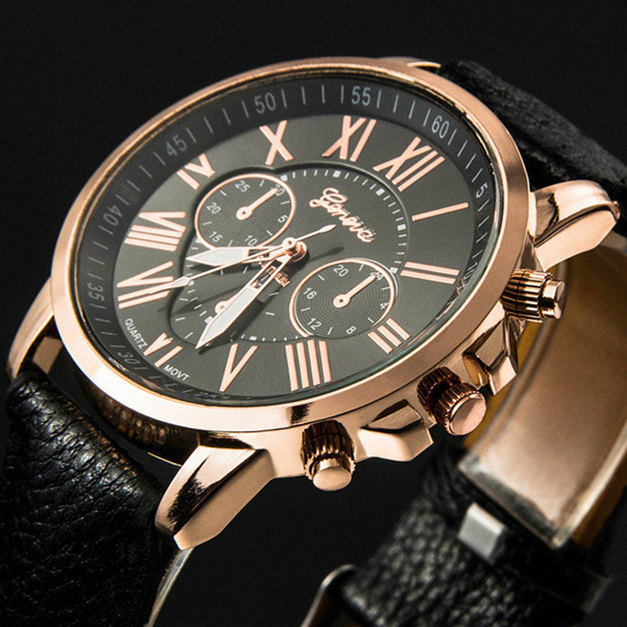 New Style Geneva Women Watch Top selling Fashion Popular Quartz Watches Casual L