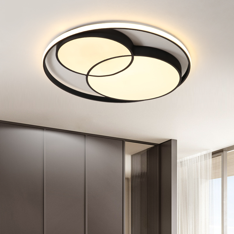 Ceiling Chandelier For Living Room Bedroom AC85-265V Lustre luminaire Modern LED Chandelier lighting home deco Lustre Chandelier chandelier lighting modern aluminun wave mounted bedroom living room chandelier home deco dimmable ceiling chandelier lightings