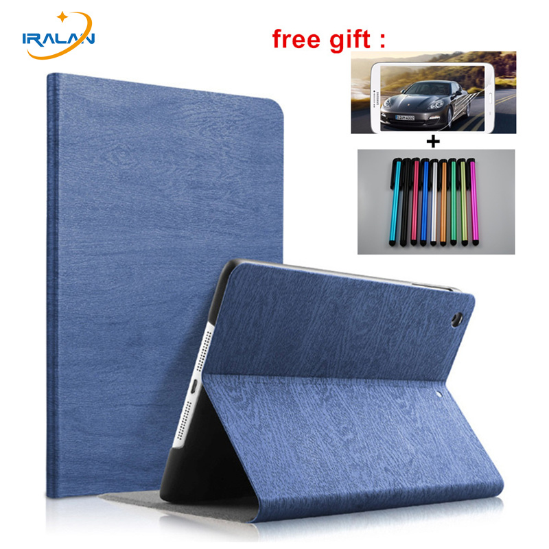 2017 new Resin Leather Stand Case For Apple iPad Mini 1 2 3 Cover for ipad mini 123 Ultra thin wake/sleep shell + film + stylus back shell for new ipad 9 7 2017 genuine leather cover case for new ipad 9 7 inch a1822 a1823 ultra thin slim case protector