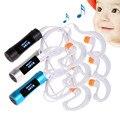 V1NF Pantalla LED A Prueba de Agua de Alta Calidad Se Divierte al Jugador MP3 con Radio FM Natación 25 Idiomas Bonito Regalo