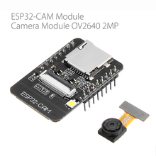 ESP32-CAM ESP32 Com Câmera WiFi + Câmera do bluetooth Placa de Desenvolvimento Do Módulo Módulo OV2640(China)