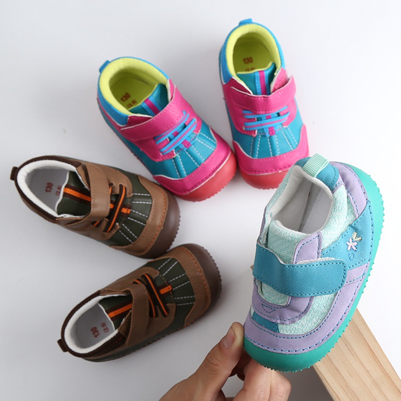 Baby Boys Girls Infant rubber sole Shoes baby First Walkers little Kids Shoes bebe prewalker Sapaots