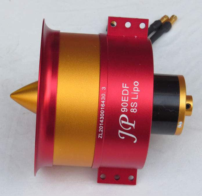 8s JP 90mm Full Metal 12-Blade Ducted Fan with motor Unit for RC plane Freeshipping8s JP 90mm Full Metal 12-Blade Ducted Fan with motor Unit for RC plane Freeshipping