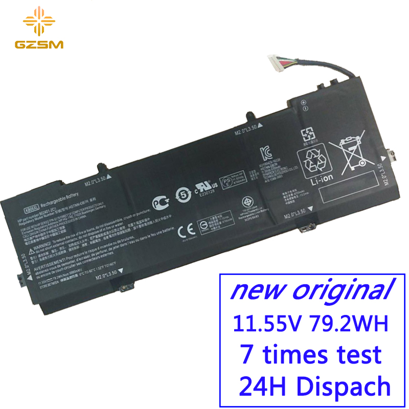 GZSM laptop battery KB06XL For HP X360 15-BL002XX for Z6K96EA Z6K97EA Z6K99EA Z6L00EA Z6L01EA Z6L02EA