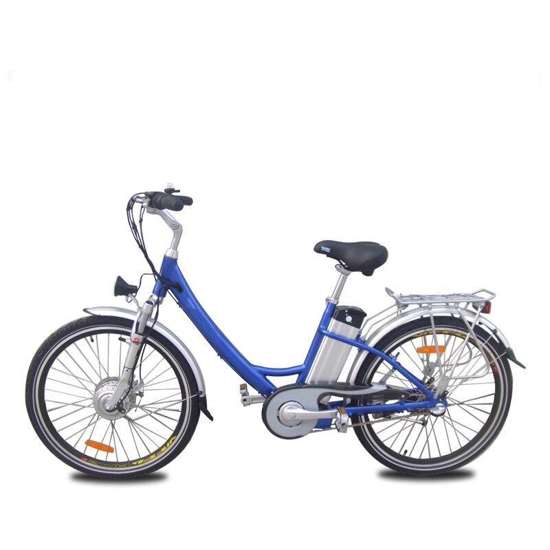 Electric Bicycle Adult with 36v 350W Brushless hub motor Aluminum Alloy Frame Two Seat Battery Bike Electric Bike/Ebike/E bike