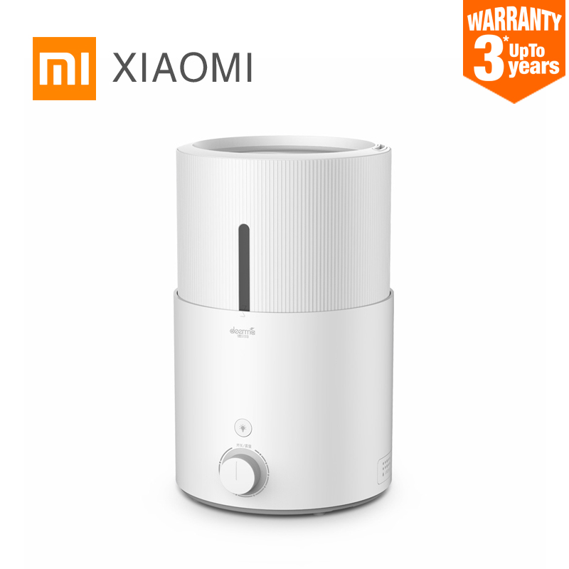 XIAOMI MIJIA Deerma Purifying Humidifier for home Air dampener UV Germicidal Sterilization aroma diffuser essential oil