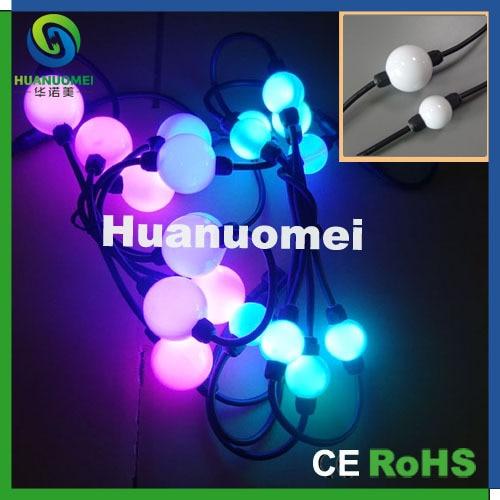 hemera lighting. 40pcs lamp d50mm hanging 3d led ball light 5050 smd type global pixel module decoration string hemera lighting