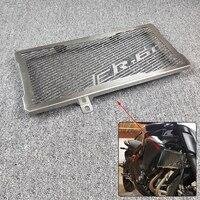 ER6N ER 6N 06 16 Motorcycle Radiator Grille Guard Cover Protector For Kawasaki ER6N ER 6N