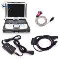 Вилочный погрузчик диагностический инструмент для Linde Canbox доктор с linde pathfinder программное обеспечение + CF19 ноутбук