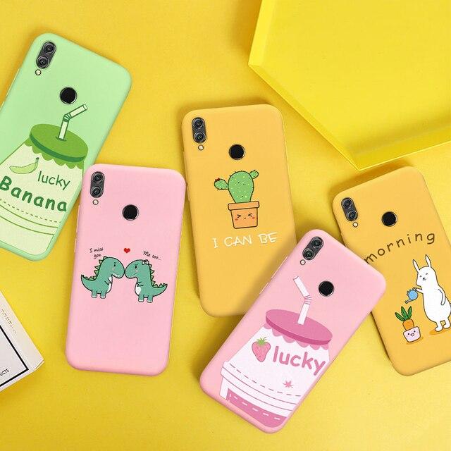 Soft TPU Pattern Phone Case For Huawei 3