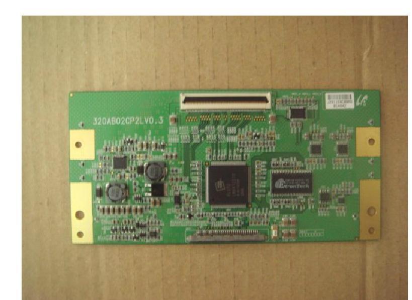 LCD مجلس 320AB02CP2LV0. 3 مجلس المنطق ل/LTF320AB01 ل ربط مع T-CON ربط المجلس