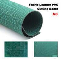 Estera de corte de PVC A4 Durable auto-curación almohadilla cortada Patchwork herramientas hechas a mano