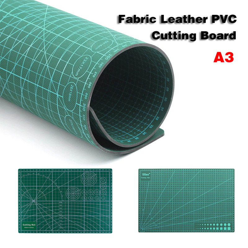 Tapis de coupe en PVC A4 outils de Patchwork de tampon de coupe auto-curatifs durables faits à la main