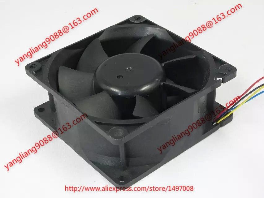 Nidec V35610-34, CISF DC 50V 0.29A Server Square fan nidec ta350dc c35403 57 server square fan dc 24v 0 15a 92x92x25mm 3 wire