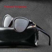 a99cb9cc2c Luxury Cat Eye Polarized Sunglasses Womens 2019 Lady Elegant Sun Glasses  Female Sexy Eyewear Oculos De