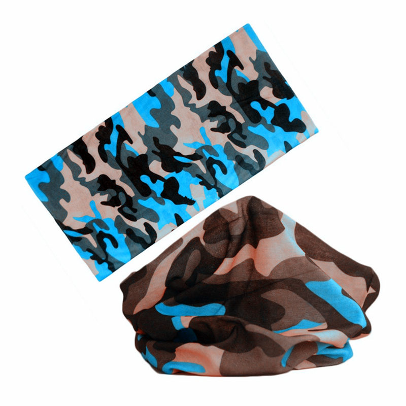 3D Camouflage Printed Style Dragon Printing Cycling Bandana Outdoor Sport Bicycle Riding Face Mask Shield Neck Bandama   Headwear