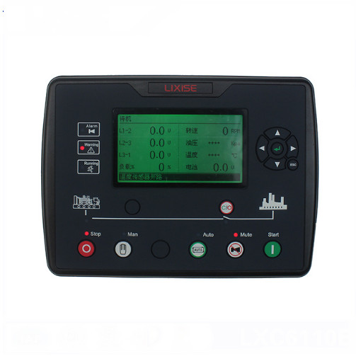 LXC6110E LIXiSE genset diesel engine control panel new diesel generator digital panel lxc6120e lixise engine controller completely replaced dse6120