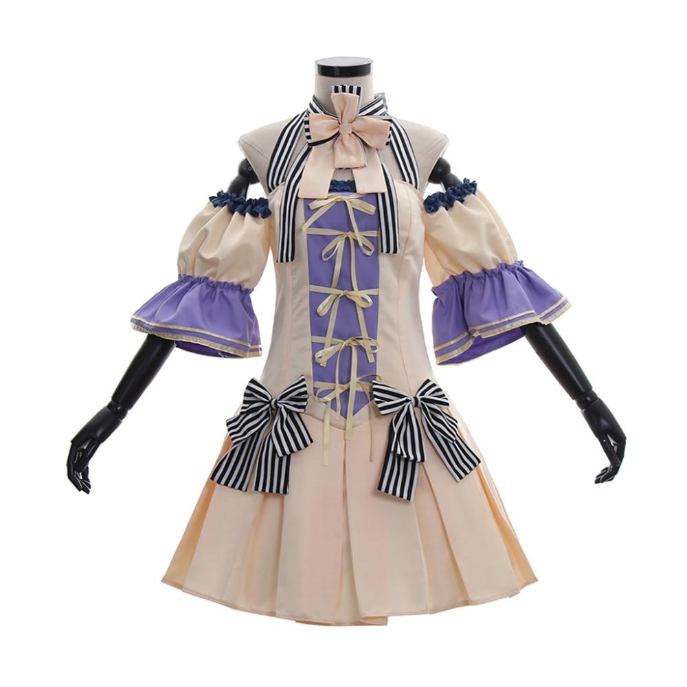 Aliexpresscom  Buy Custom Made Anime Love Live Dress Adult Candy Maid -5775