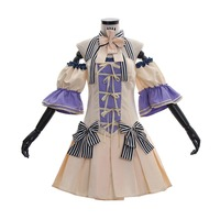 Custom Made Anime Love Live Dress Adult Candy Maid Students School Girls Uniform Princess Fancy Lolita Dresses Cosplay Costume