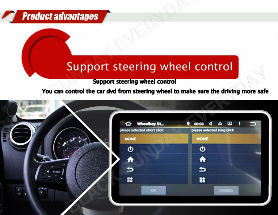 Clearance 4G+64G Android 9.0 Car Radio Multimedia DVD GPS For Chrysler 300C PT Cruiser Aspen Sebring Dodge Caliber Ram Jeep Grand Cherokee 4