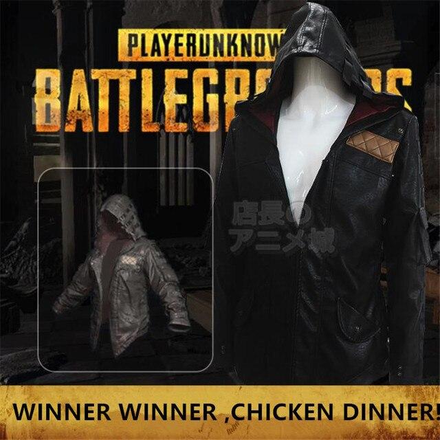 Косплей куртка с капюшоном PUBG Playerunknown's Battlegrounds 1