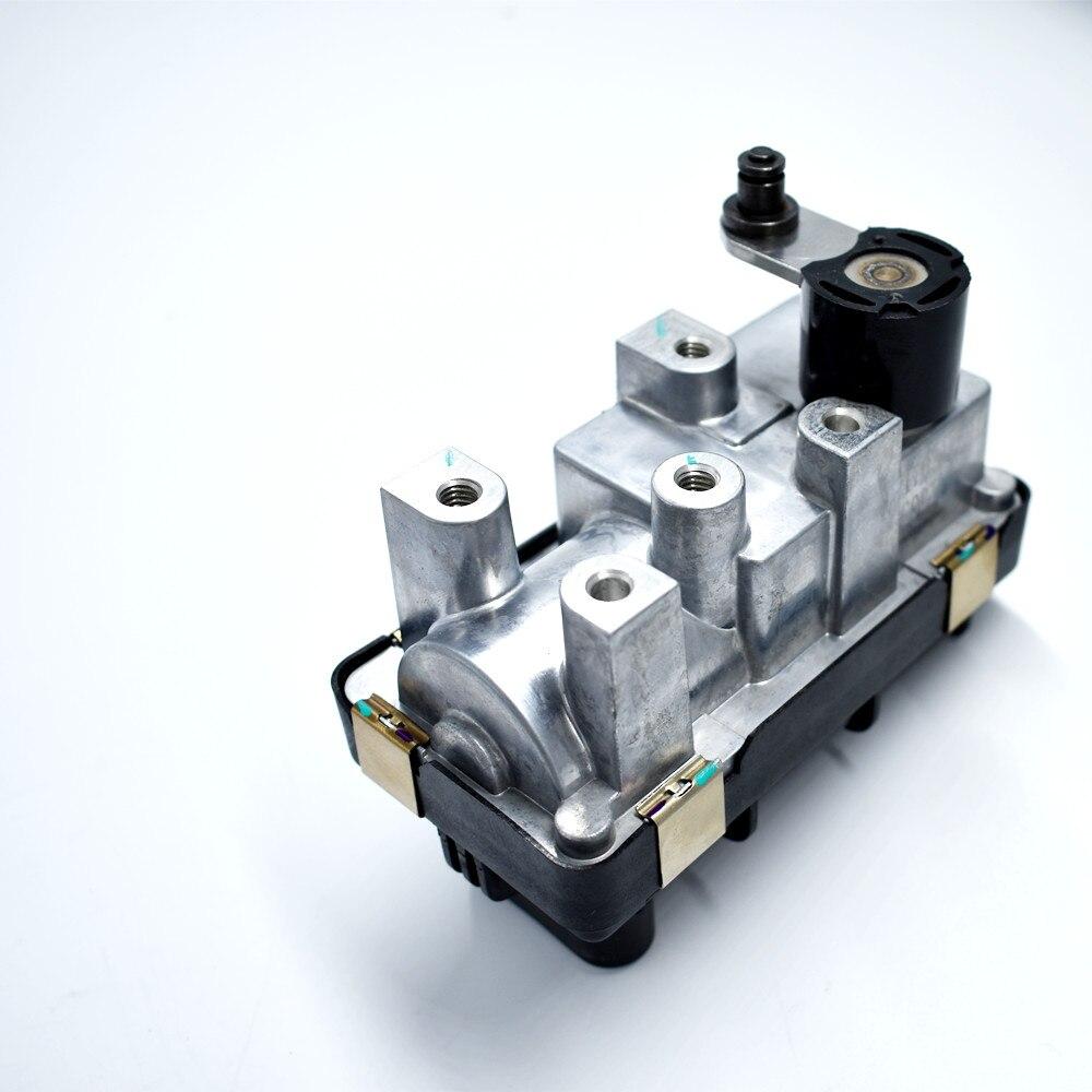 Nouvel actionneur électrique Turbo pour garrett-hella 6NW009660 781751 G-001 G001