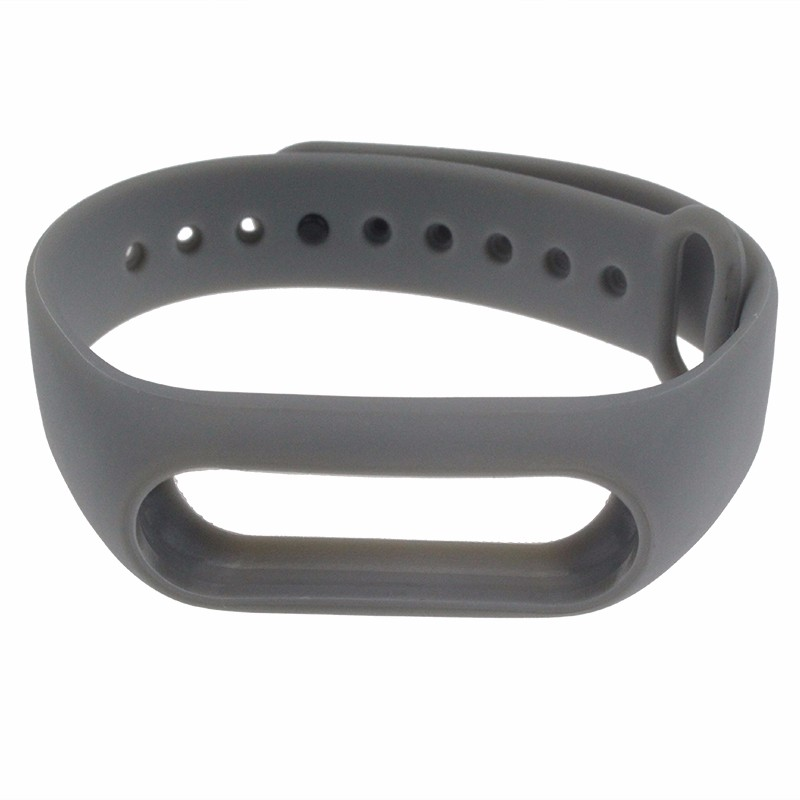 IN STOCK Xiaomi Mi Band 2 Colorful Silicone Strap For Xiaomi miband 2 Bracelet Replace Smart Wrist Strap Mi Band Accessories 16