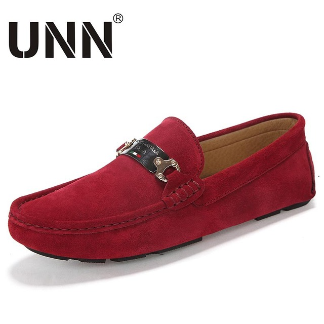 2016 velvet loafers men luxury brand mocassins burgundy red  loafers genuine leather designer loafers blue dress loafers penny