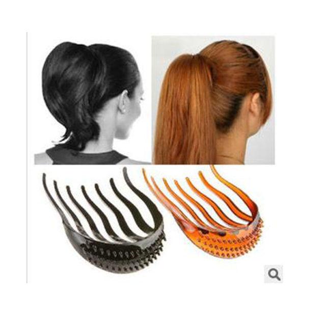 Bouffant Hair for Messy Hair