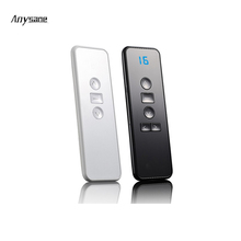 Wireless remote control controller 16ch garage door remote 433.92mhz rf transmitter receiver for motorized curtain smart home