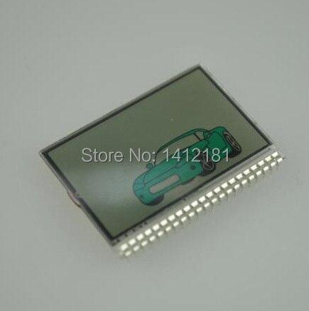 TW9010 ЖК-дисплей Дисплей для 2 двухстороннее автомобиль сигнализация Томагавк TW-9010 брелок цепи TW 9010 ЖК-дисплей удаленного Управление 1