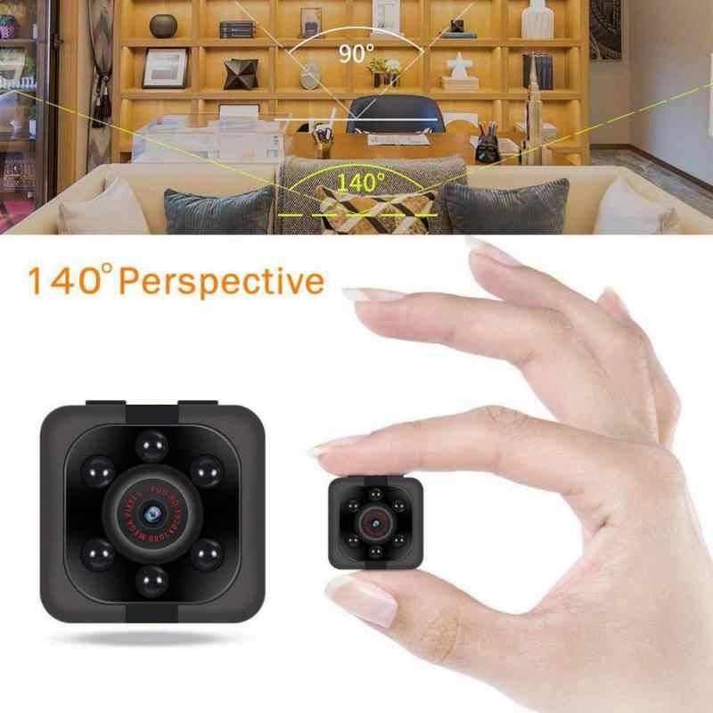 SQ11 480*640 DV мини видеокамеры Спорт Камера с коробкой Видеорегистраторы для автомобилей Ночное видение видео голос Регистраторы микро действий Cam