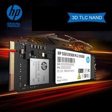 HP unidad de estado sólido interna para ordenador HP ssd m2 2280 Sata 500gb m.2 ssd 120GB PCIe 250x4 NVMe 3D TLC NAND, Max 3,1 MBps Original