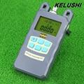 KELUSHI Redes De Fibra Óptica Optical Power Meter Cable Tester Com FC/SC conectores-70 ~ + 10dBm