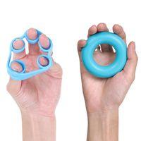 6 шт. растягиватель для пальцев набор Silica Тренажер ручка ручной тренировки расширители предплечья усилители
