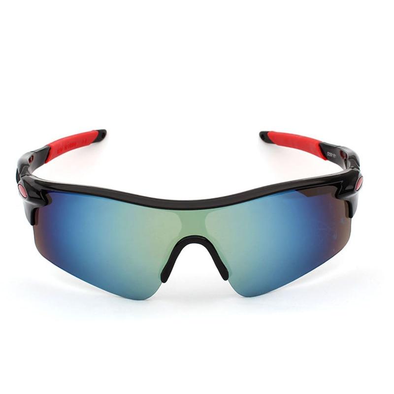 Bersepeda Kacamata UV400 Unisex Tahan Angin Kacamata Sepeda Kacamata Motor Hiking Menjalankan Mengemudi Kacamata RR7010 title=