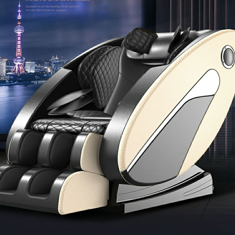 Automatic Household Massage Chair Space Capsule Body Kneading Massage Multi-function Massager Electric Sofa