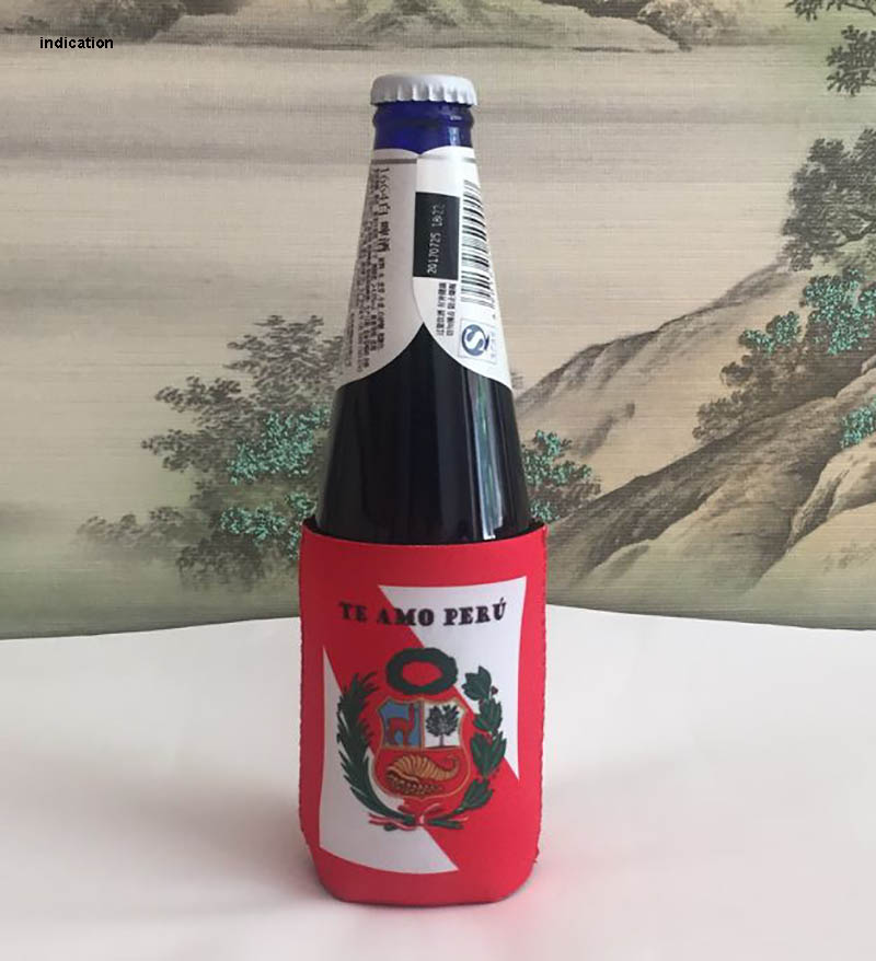 100 Stücke Stubby Cooler Neopren Stubby Inhaber Benutzerdefinierte Kühler Bierflaschenhalter Tasche Für Wein Lebensmittel Dosen Hochzeit Schule Party