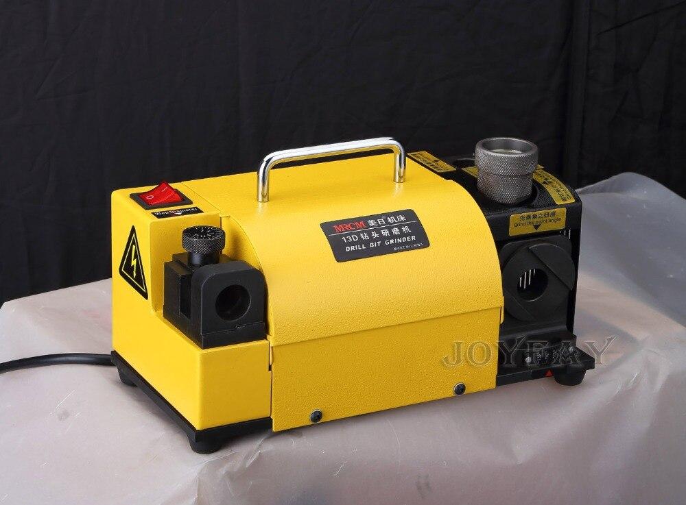 Foret Affûteuse Machine MR-13D 3-13mm 100-135 Angle certifié CE