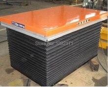 Platforma podnośnikowa CNC ze spódnicą ochronną
