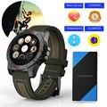N10b smart watch deporte al aire libre brújula termómetro impermeable smartwatch smartwatch con monitor de ritmo cardíaco para ios y android