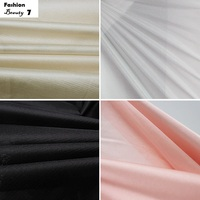 Skirt Lining Cloth 2 Meters Lot 170cm Width Elastic Polyester Line Fabric For Dress Wedding Decro