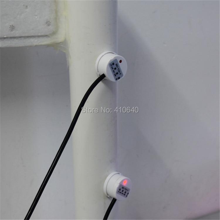 2 pezzi XKC-Y25-V Sensore di livello senza contatto Tipo di bastone Rilevatore di livello del liquido Non è necessario toccare il liquido per conoscerne i dati di livello