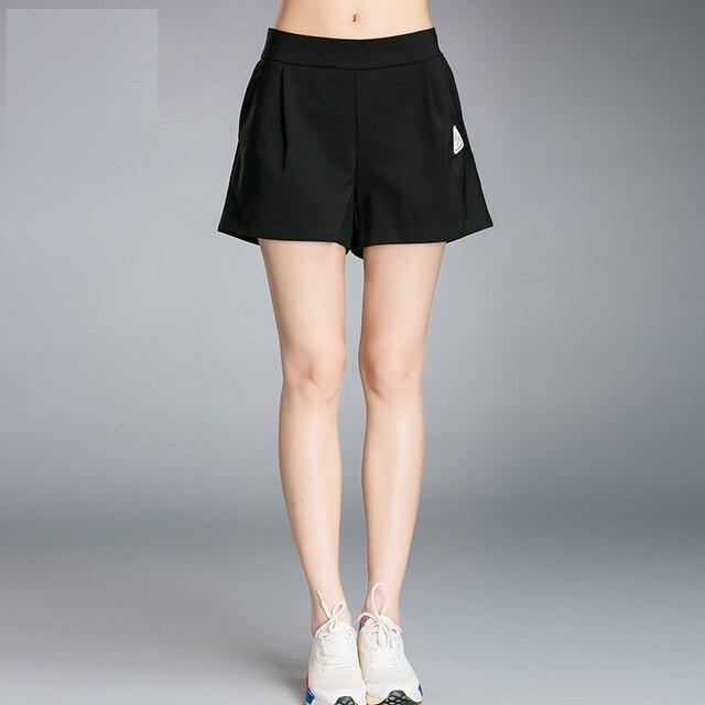 Новый 2016 Бесплатная доставка женские летние случайные шорты шорты сплошной цвет boot cut Flare короткие штаны эластичный пояс плюс размер XL-4XL 0840