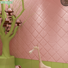 Hot Sale Childrens room cute cat design decorative wall stickers use in kids and kindergarten decoration