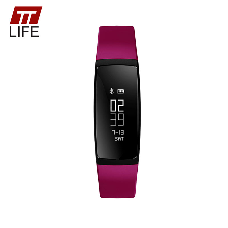 TTLIFE Heart Rate Monitor Fitness Tracker Smart Watch Waterproof Smart Bracelet Blood Pressure Monitor Women Watches Android IOS ttlife fashion smart watch sleep monitor wearable fitness tracker waterproof ip54 smart bracelet for xiaomi iphone 7 ios android