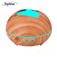 Sophisa 400ml Aroma Oil Diffuser Essential Oil Humidifier Aromatherap Mist Maker Fountain Business Gift Mother Gifts