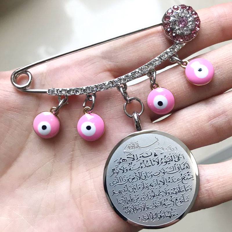 989a15 Buy Evil Eye Pink And Get Free Shipping (Hot Offer