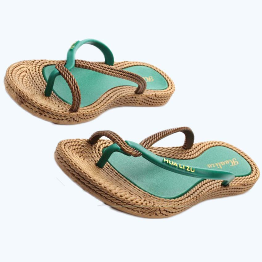 Unique  Shoes Beach Flip Flops Bohemiain Women39s Sandals From Shoes On